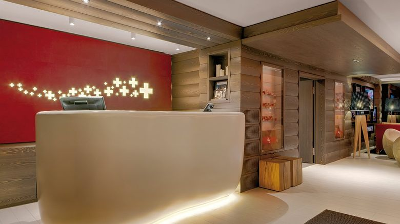 "Hotel Agora Swiss Night Lobby. Images powered by <a href=""http://www.leonardo.com"" target=""_blank"" rel=""noopener"">Leonardo</a>."