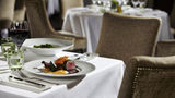 Langshott Manor Restaurant