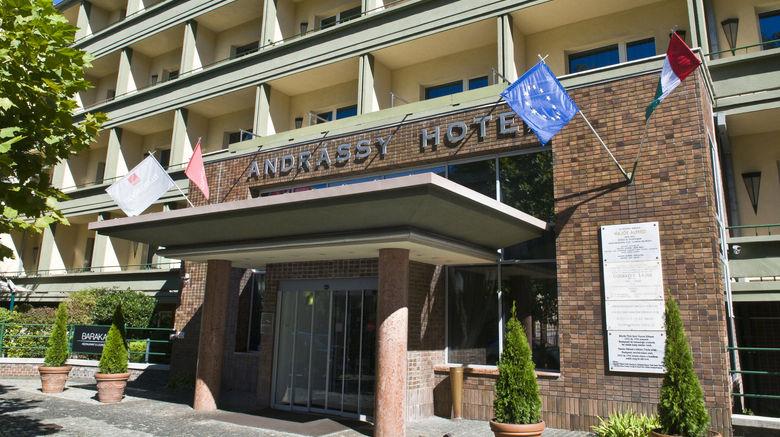 "Mamaison Hotel Andrassy Budapest Exterior. Images powered by <a href=""http://www.leonardo.com"" target=""_blank"" rel=""noopener"">Leonardo</a>."