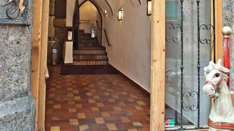"<b>Gasthof Weisses Rossl Lobby</b>. Images powered by <a href=""https://leonardo.com/"" title=""Leonardo Worldwide"" target=""_blank"">Leonardo</a>."