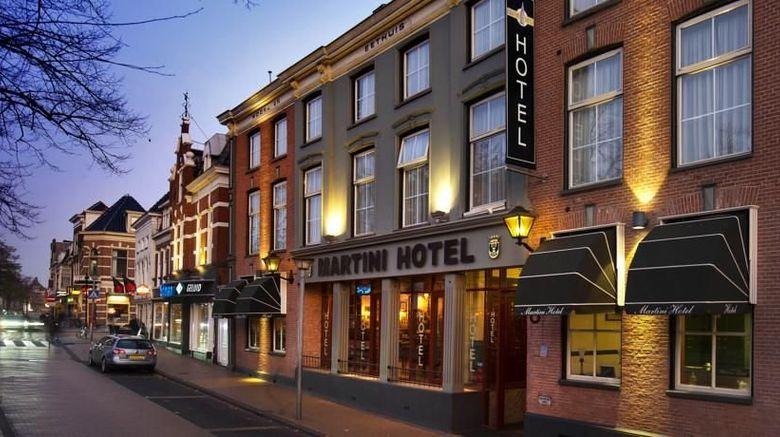 "Martini Hotel Groningen Exterior. Images powered by <a href=""http://www.leonardo.com"" target=""_blank"" rel=""noopener"">Leonardo</a>."