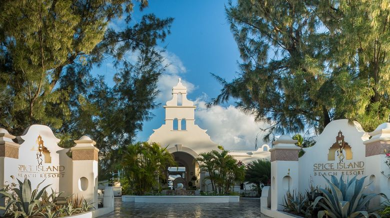 "Spice Island Beach Resort Exterior. Images powered by <a href=""http://www.leonardo.com"" target=""_blank"" rel=""noopener"">Leonardo</a>."