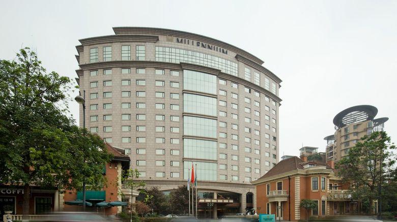"Millennium Hotel Chengdu Exterior. Images powered by <a href=""http://www.leonardo.com"" target=""_blank"" rel=""noopener"">Leonardo</a>."