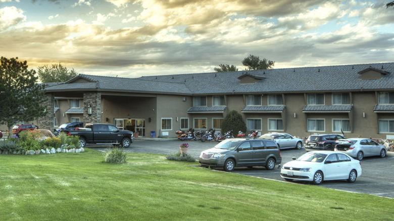 """Moab Valley Inn Exterior. Images powered by <a href=""""http://www.leonardo.com"""" target=""""_blank"""" rel=""""noopener"""">Leonardo</a>."""