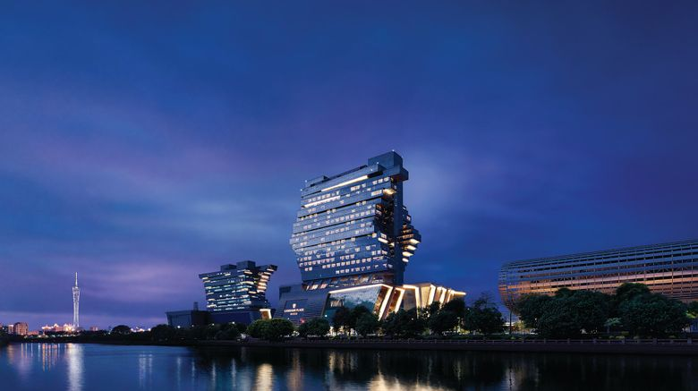 "Langham Place, Guangzhou Exterior. Images powered by <a href=""http://www.leonardo.com"" target=""_blank"" rel=""noopener"">Leonardo</a>."