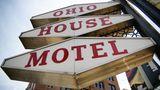 Ohio House Motel Exterior