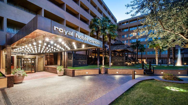 "Royal Hotel Carlton Exterior. Images powered by <a href=""http://www.leonardo.com"" target=""_blank"" rel=""noopener"">Leonardo</a>."