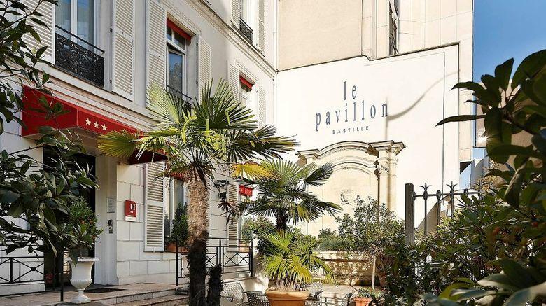 "Le Pavillon Bastille Exterior. Images powered by <a href=""http://www.leonardo.com"" target=""_blank"" rel=""noopener"">Leonardo</a>."