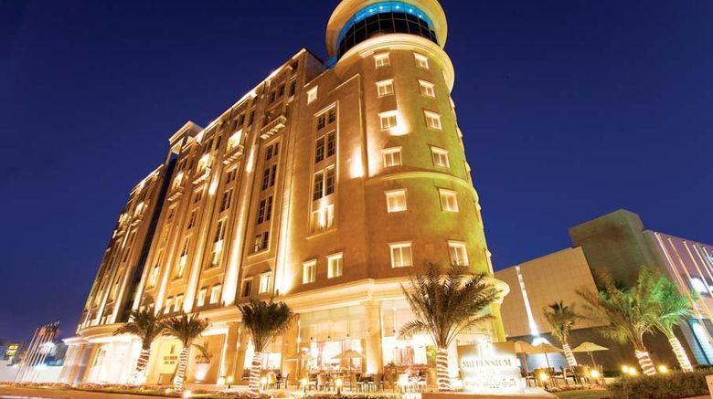"Millennium Hotel Doha Exterior. Images powered by <a href=""http://www.leonardo.com"" target=""_blank"" rel=""noopener"">Leonardo</a>."