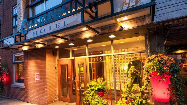"Hotel Champlain Exterior. Images powered by <a href=""http://www.leonardo.com"" target=""_blank"" rel=""noopener"">Leonardo</a>."