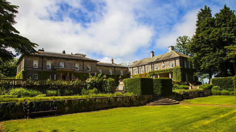 """Doxford Hall Hotel  and  Spa Exterior. Images powered by <a href=""""http://www.leonardo.com"""" target=""""_blank"""" rel=""""noopener"""">Leonardo</a>."""