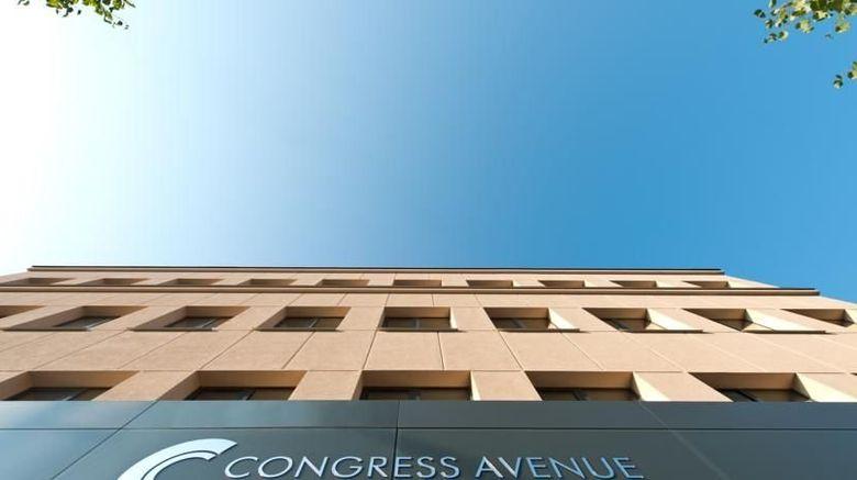 """Congress Avenue Hotel Vilnius Exterior. Images powered by <a href=""""http://www.leonardo.com"""" target=""""_blank"""" rel=""""noopener"""">Leonardo</a>."""