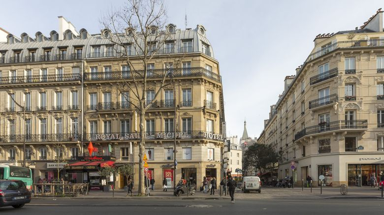 "Royal Saint Michel Hotel Exterior. Images powered by <a href=""http://www.leonardo.com"" target=""_blank"" rel=""noopener"">Leonardo</a>."
