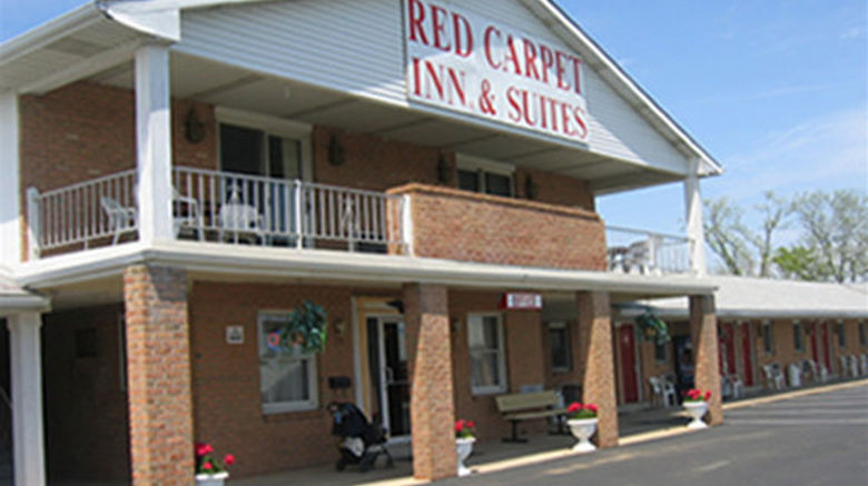"Red Carpet Inn  and  Suites Exterior. Images powered by <a href=""http://www.leonardo.com"" target=""_blank"" rel=""noopener"">Leonardo</a>."