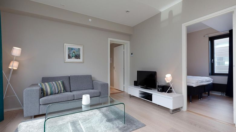 "Bjorvika Apartments Room. Images powered by <a href=""http://www.leonardo.com"" target=""_blank"" rel=""noopener"">Leonardo</a>."