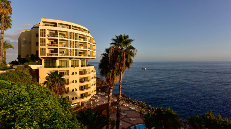 """Pestana Palms Aparthotel Exterior. Images powered by <a href=""""http://www.leonardo.com"""" target=""""_blank"""" rel=""""noopener"""">Leonardo</a>."""