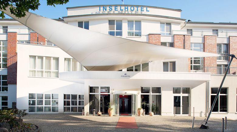 "Inselhotel Exterior. Images powered by <a href=""http://www.leonardo.com"" target=""_blank"" rel=""noopener"">Leonardo</a>."