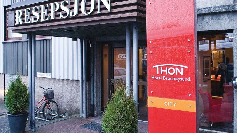 "Thon Hotel Bronnoysund Exterior. Images powered by <a href=""http://www.leonardo.com"" target=""_blank"" rel=""noopener"">Leonardo</a>."