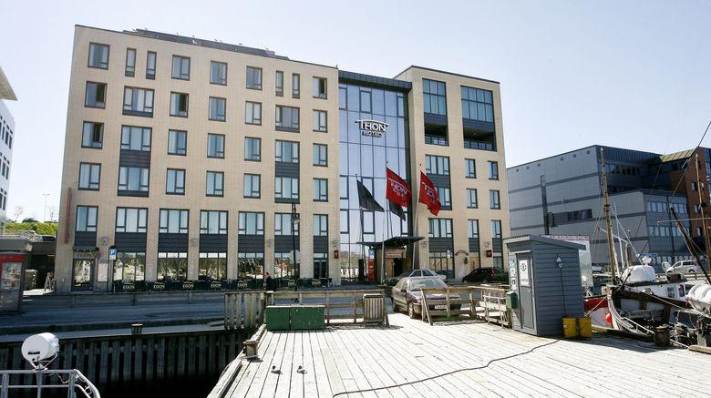 "Thon Hotel Nordlys Exterior. Images powered by <a href=""http://www.leonardo.com"" target=""_blank"" rel=""noopener"">Leonardo</a>."