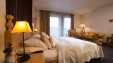 Lessing Hotel Room