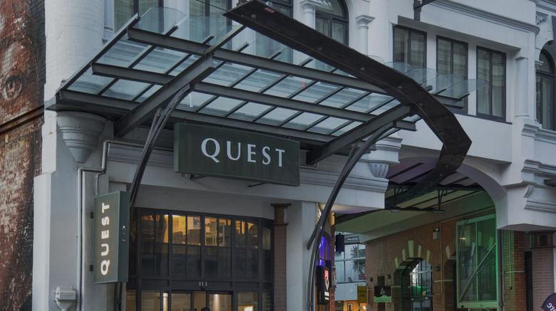 "Quest Christchurch Exterior. Images powered by <a href=""http://www.leonardo.com"" target=""_blank"" rel=""noopener"">Leonardo</a>."