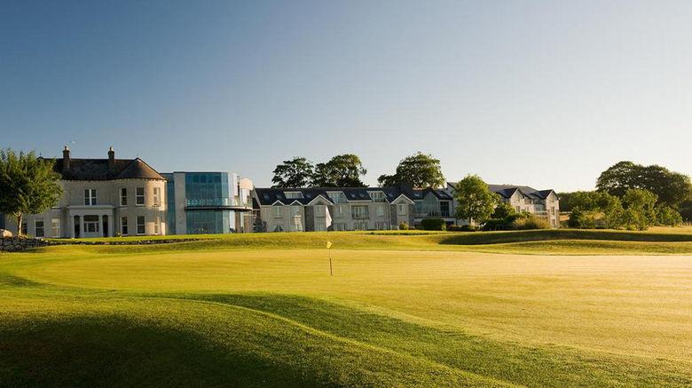 "Glasson Lake House and Golf Club Exterior. Images powered by <a href=""http://www.leonardo.com"" target=""_blank"" rel=""noopener"">Leonardo</a>."