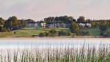 Glasson Lake House and Golf Club Exterior
