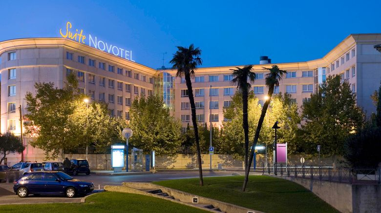 "Suite Novotel Montpellier Exterior. Images powered by <a href=""http://www.leonardo.com"" target=""_blank"" rel=""noopener"">Leonardo</a>."