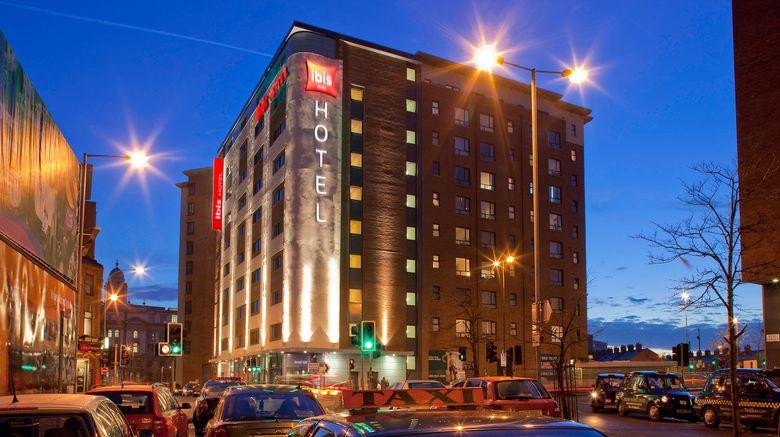 "Hotel Ibis Belfast City Centre Exterior. Images powered by <a href=""http://www.leonardo.com"" target=""_blank"" rel=""noopener"">Leonardo</a>."