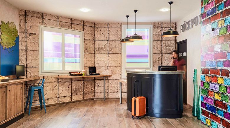 """Ibis Styles Hyeres Rooftop  and  Spa Exterior. Images powered by <a href=""""http://www.leonardo.com"""" target=""""_blank"""" rel=""""noopener"""">Leonardo</a>."""