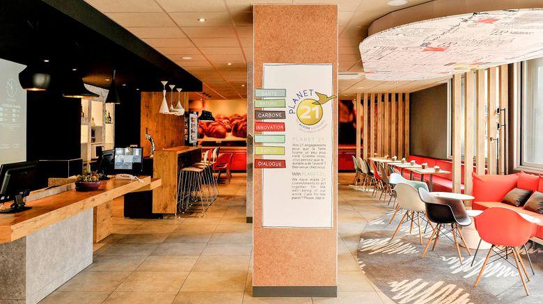 "Ibis Hotel Lyon Centre Exterior. Images powered by <a href=""http://www.leonardo.com"" target=""_blank"" rel=""noopener"">Leonardo</a>."