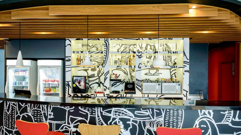"""<b>Ibis Centro De Eventos Hotel Lobby</b>. Images powered by <a href=""""https://leonardo.com/"""" title=""""Leonardo Worldwide"""" target=""""_blank"""">Leonardo</a>."""