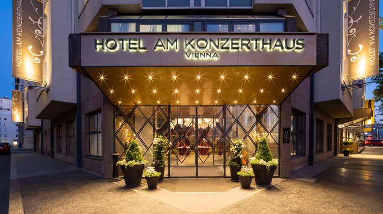 "Hotel Am Konzerthaus,MGallery by Sofitel Exterior. Images powered by <a href=""http://www.leonardo.com"" target=""_blank"" rel=""noopener"">Leonardo</a>."