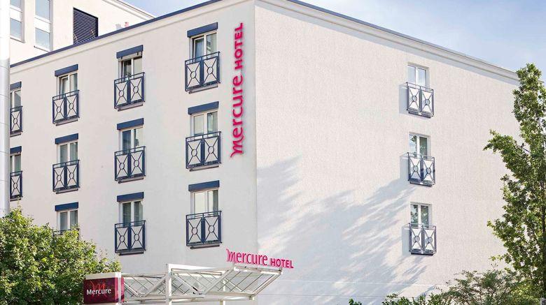 "Mercure Hotel Stuttgart Airport Exterior. Images powered by <a href=""http://www.leonardo.com"" target=""_blank"" rel=""noopener"">Leonardo</a>."