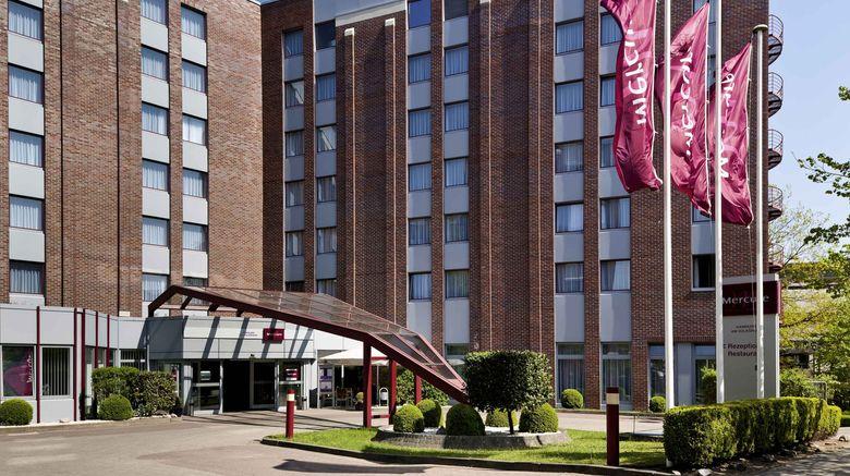"Mercure Hotel Hamburg am Volkspark Exterior. Images powered by <a href=""http://www.leonardo.com"" target=""_blank"" rel=""noopener"">Leonardo</a>."