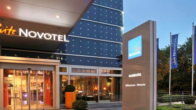 "Suite Novotel Hamburg City Exterior. Images powered by <a href=""http://www.leonardo.com"" target=""_blank"" rel=""noopener"">Leonardo</a>."