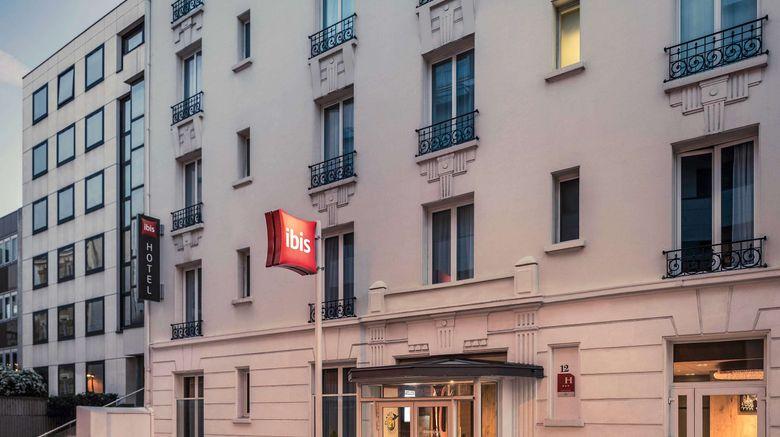 "Hotel Ibis Paris Boulogne Billancourt Exterior. Images powered by <a href=""http://www.leonardo.com"" target=""_blank"" rel=""noopener"">Leonardo</a>."