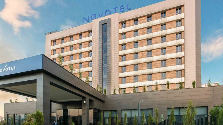 "Novotel Diyarbakir Hotel Exterior. Images powered by <a href=""http://www.leonardo.com"" target=""_blank"" rel=""noopener"">Leonardo</a>."