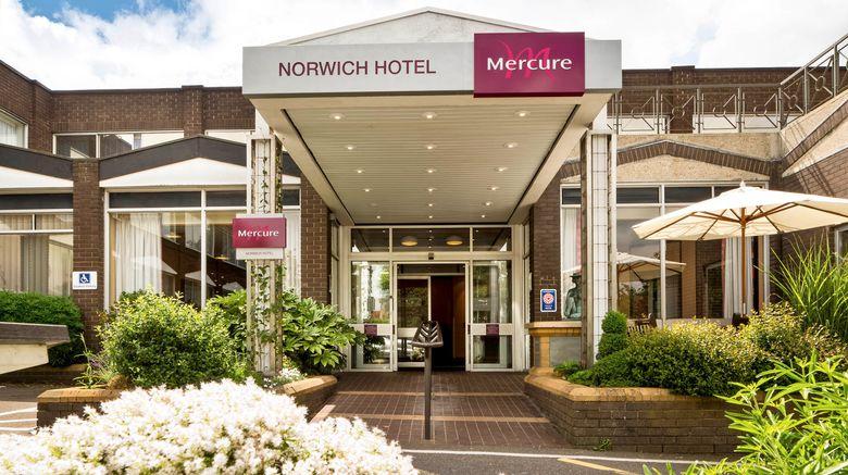 "<b>Mercure Norwich Hotel Exterior</b>. Images powered by <a href=""https://leonardo.com/"" title=""Leonardo Worldwide"" target=""_blank"">Leonardo</a>."