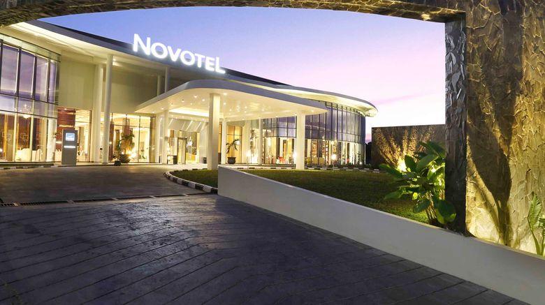 "Novotel Banjarmasin Airport Exterior. Images powered by <a href=""http://www.leonardo.com"" target=""_blank"" rel=""noopener"">Leonardo</a>."