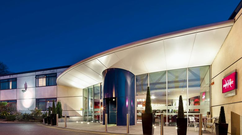"Mercure Chester Abbots Well Hotel Exterior. Images powered by <a href=""http://www.leonardo.com"" target=""_blank"" rel=""noopener"">Leonardo</a>."