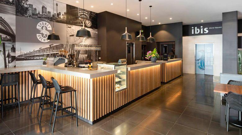 "Hotel Ibis World Square Exterior. Images powered by <a href=""http://www.leonardo.com"" target=""_blank"" rel=""noopener"">Leonardo</a>."