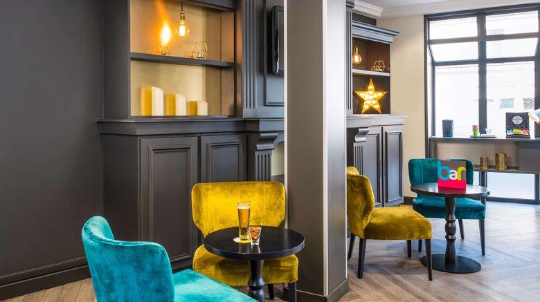 "Ibis Styles Paris 15 Lecourbe Exterior. Images powered by <a href=""http://www.leonardo.com"" target=""_blank"" rel=""noopener"">Leonardo</a>."