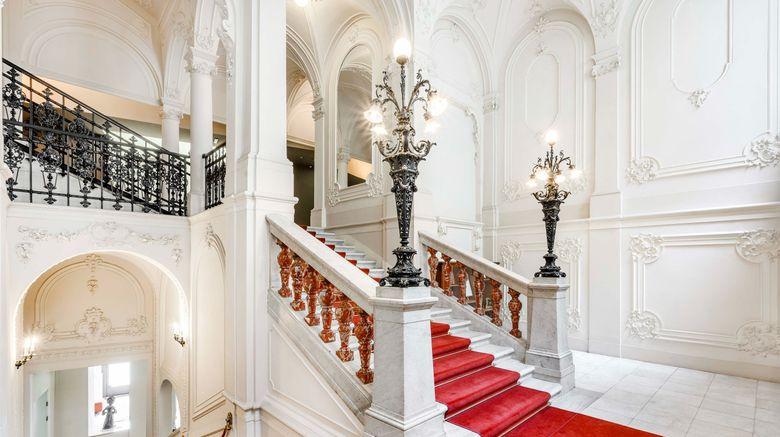 "Hotel Nemzeti Budapest Exterior. Images powered by <a href=""http://www.leonardo.com"" target=""_blank"" rel=""noopener"">Leonardo</a>."