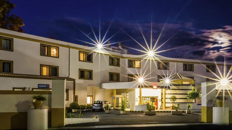 """Hotel Ibis Evora Exterior. Images powered by <a href=""""http://www.leonardo.com"""" target=""""_blank"""" rel=""""noopener"""">Leonardo</a>."""