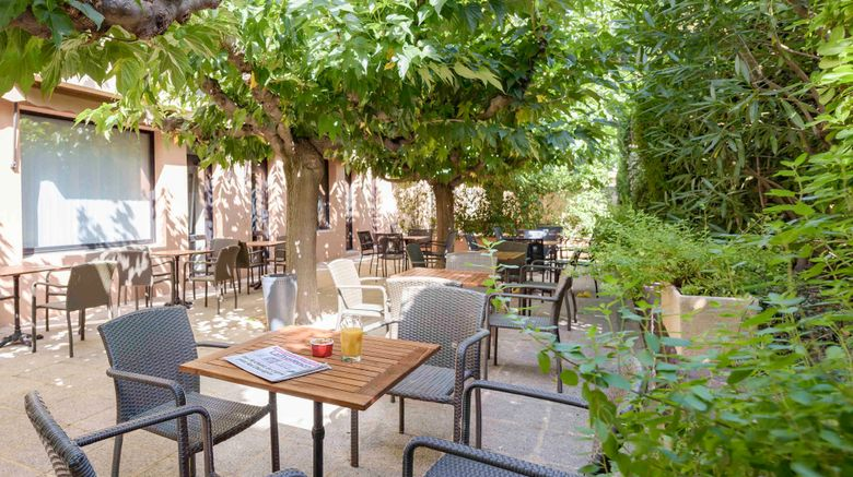 "Ibis Hotel Avignon Exterior. Images powered by <a href=""http://www.leonardo.com"" target=""_blank"" rel=""noopener"">Leonardo</a>."