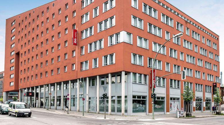 "Ibis Berlin City Ost Exterior. Images powered by <a href=""http://www.leonardo.com"" target=""_blank"" rel=""noopener"">Leonardo</a>."