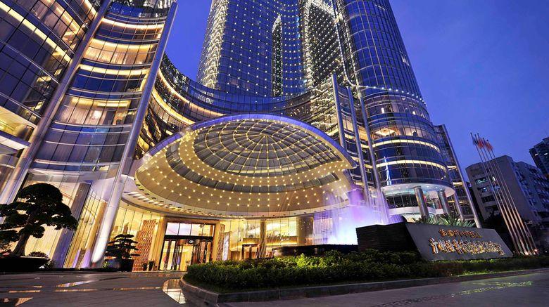"Sofitel Guangzhou Sunrich Exterior. Images powered by <a href=""http://www.leonardo.com"" target=""_blank"" rel=""noopener"">Leonardo</a>."
