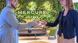Mercure l'Isle d'Abeau Hotel Exterior