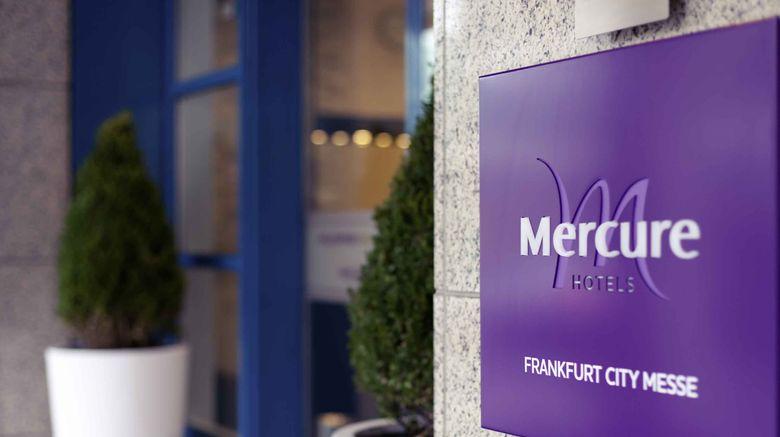 "Mercure Hotel Frankfurt City Messe Exterior. Images powered by <a href=""http://www.leonardo.com"" target=""_blank"" rel=""noopener"">Leonardo</a>."
